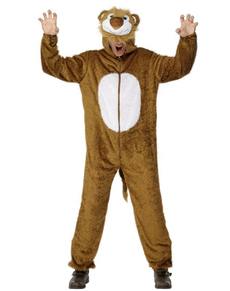Lion Costume for Adults  sc 1 st  Funidelia. Your Fancy Dress and Halloween Costumes online shop. & Fierce Lion Costume