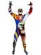 Disfraz de El Payaso Monster Collection Morphsuit