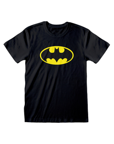 Klassisk Batman Logo t skjorte *offisiell* til fans| Funidelia