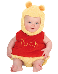 Babyu0027s Winnie the Pooh Costume with Volume  sc 1 st  Funidelia & Babyu0027s Piglet Winnie the Pooh Costume with Volume. Fast delivery ...