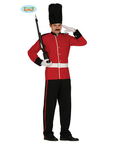 English soldier costume for men  sc 1 st  Funidelia & Menu0027s Beefeater Costume. Fast delivery | Funidelia
