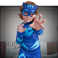 PJ Masks - Pyjamahelden Kostüme