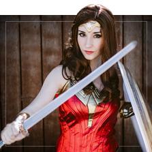 Fatos Wonder Woman