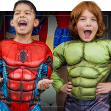 Superheroe Costumes