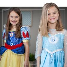 Fatos de Princesas Disney