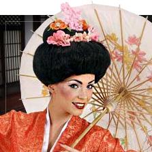 Samurais & Geishas