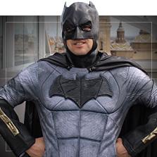 Fantasias Batman