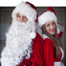 Bonnets de Père Noël