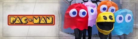 Pac-Man kostumer