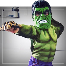 Hulk Kostüme