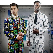 Dresser og Opposuits kostymer
