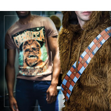 Star Wars Vestes