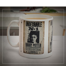 Tasses Harry Potter