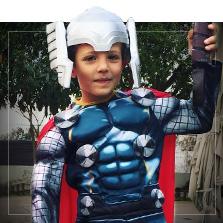 Fantasias Thor