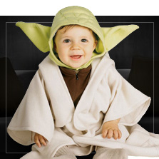 Sta Wars Costumes for babies