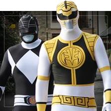 Costumi Power Rangers