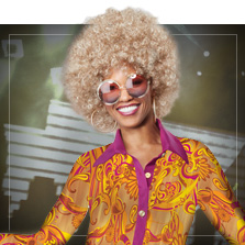 Disco stil & 70´er kostumer