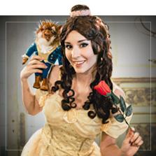 Costumi da Principesse Disney