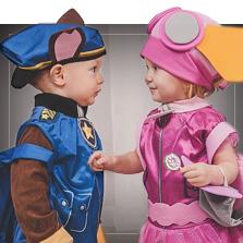 Potepatruljen-kostymer