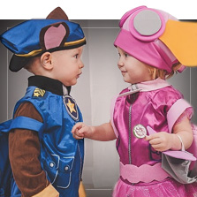 Paw Patrol kostuums