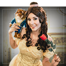 Fatos Princesas Disney