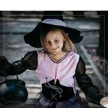Halloween Kostüme für Mädchen