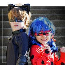 Miraculous Ladybug Costumes