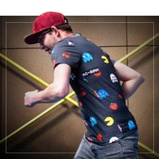 Bluzki i koszulki z gier