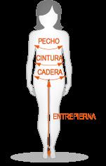 Guia de tallas Funidelia: Hombre