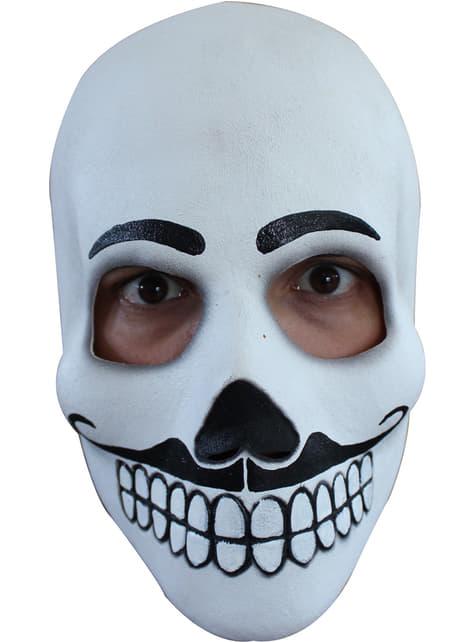 Maska Catrina Den mrtvých