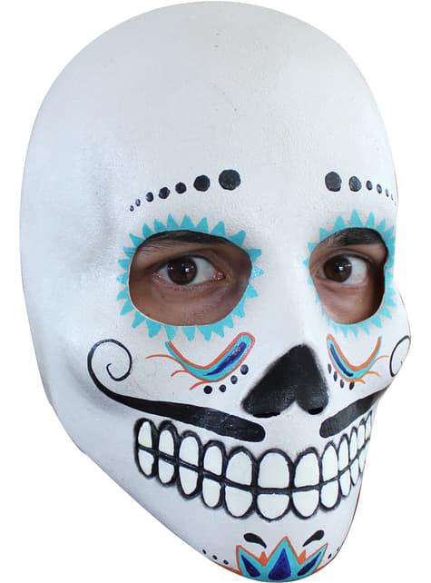 Máscara de Catrina Día de los Muertos Deluxe