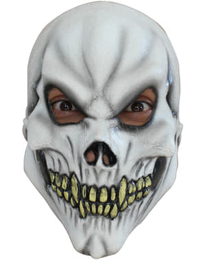 Maska Skull White