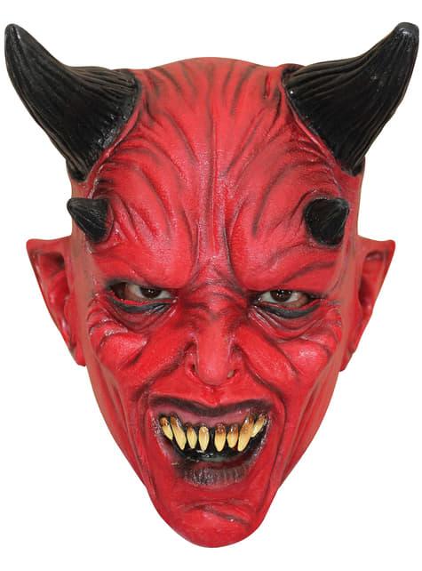 Teufelsmaske