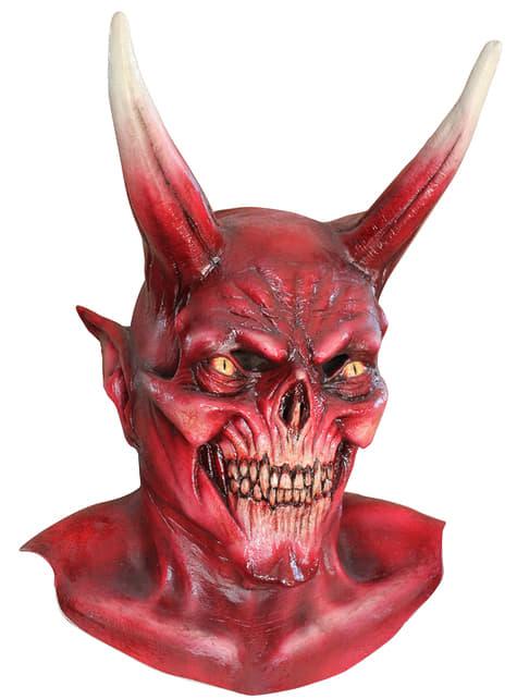 Máscara de The Red Devil