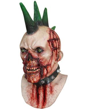 Maska punkový zombie