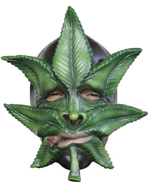 Maska marihuana