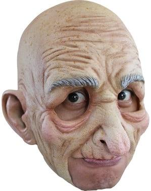 Masque vieux monsieur