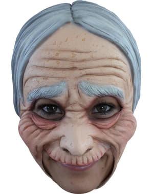 Маска за стара дама