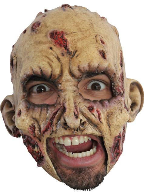 Kinnlose Zombie Maske