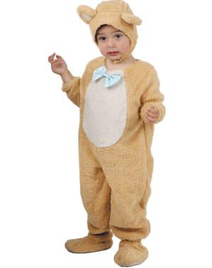 Costum de ursuleț pentru bebeluși