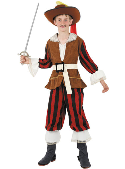 D'Artagnan Kids Costume