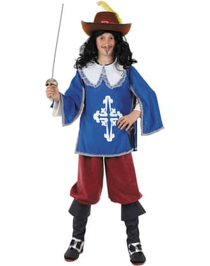Musketeer costume for a boy