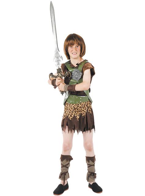 Boys Barbarian Costume