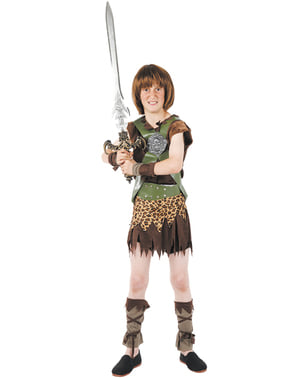 Boys Barbarian Costume