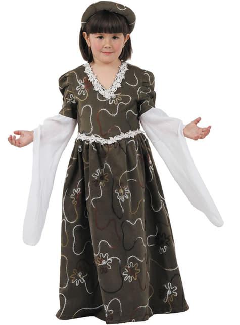 Girls Jimena Costume
