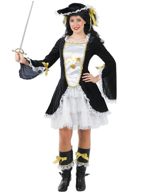 Musketeer Kostyme