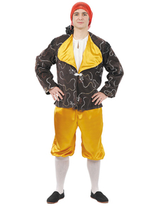 Disfraz de goyesco madrileño