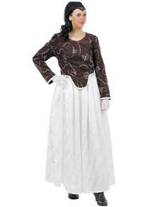 Disfraz de goyesca madrileña