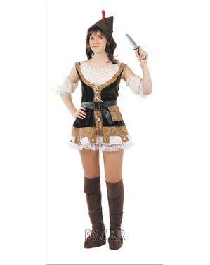 Skov Lady kostume