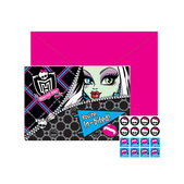 Kits de invitaciones de fiesta Monster High